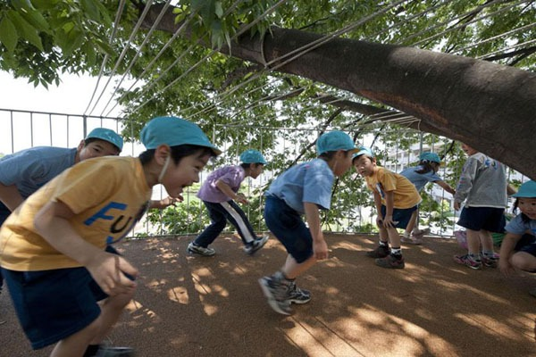 Một ngày học thử ở trường mầm non nổi tiếng nhất nước Nhật 13