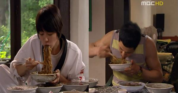 """Những người đẹp """"phàm ăn tục uống"""" trong phim Hàn 8"""