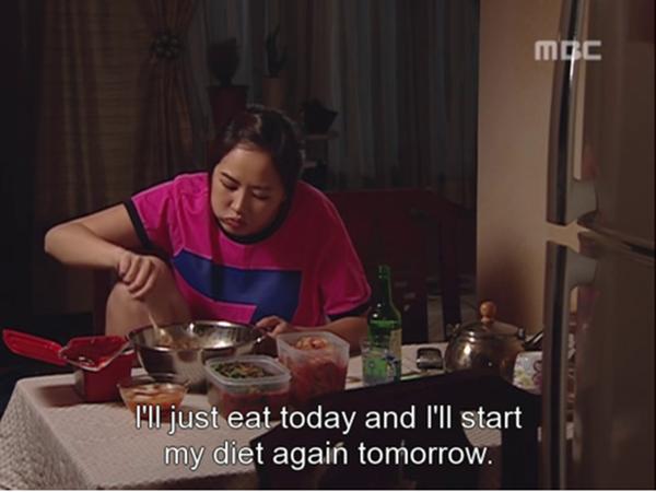 """Những người đẹp """"phàm ăn tục uống"""" trong phim Hàn 2"""