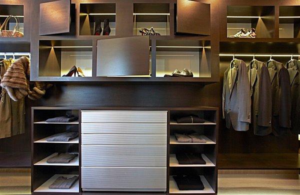 Mẹo sắp xếp tủ quần áo tiện dụng và ấn tượng 3