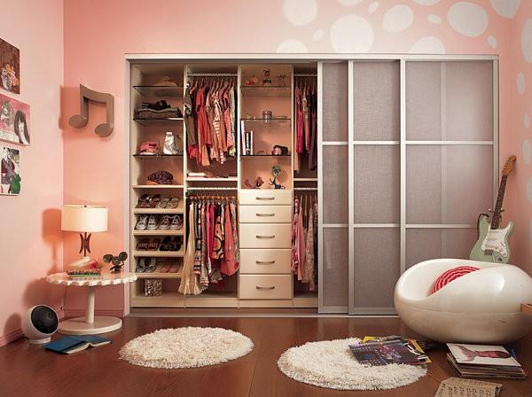 Mẹo sắp xếp tủ quần áo tiện dụng và ấn tượng 7