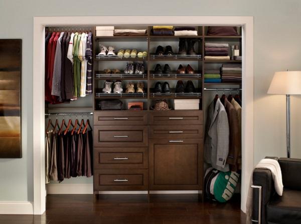 Mẹo sắp xếp tủ quần áo tiện dụng và ấn tượng 5