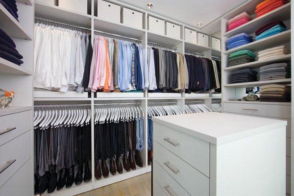 Mẹo sắp xếp tủ quần áo tiện dụng và ấn tượng 4