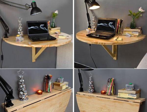 Những mẫu nội thất hoàn hảo cho nhà chật 4
