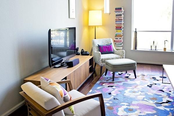 Ngắm căn hộ hiện đại với đồ trang trí đậm nét Á Đông 2