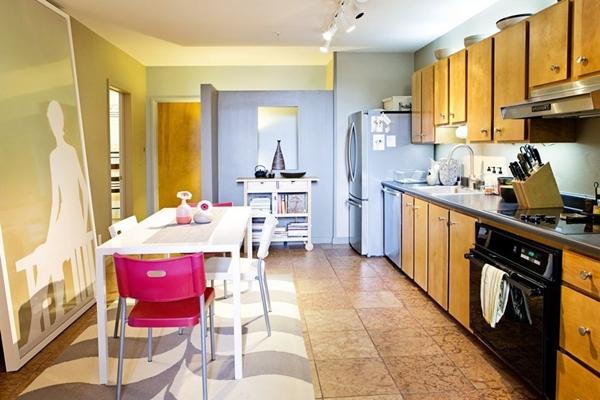 Ngắm căn hộ hiện đại với đồ trang trí đậm nét Á Đông 9