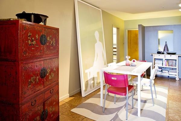 Ngắm căn hộ hiện đại với đồ trang trí đậm nét Á Đông 11