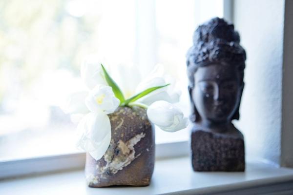 Ngắm căn hộ hiện đại với đồ trang trí đậm nét Á Đông 8