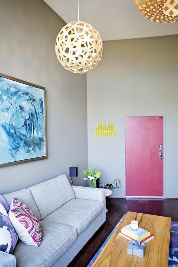 Ngắm căn hộ hiện đại với đồ trang trí đậm nét Á Đông 3