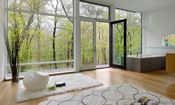 Ngắm những căn phòng có ban công với góc nhìn tuyệt đẹp 2