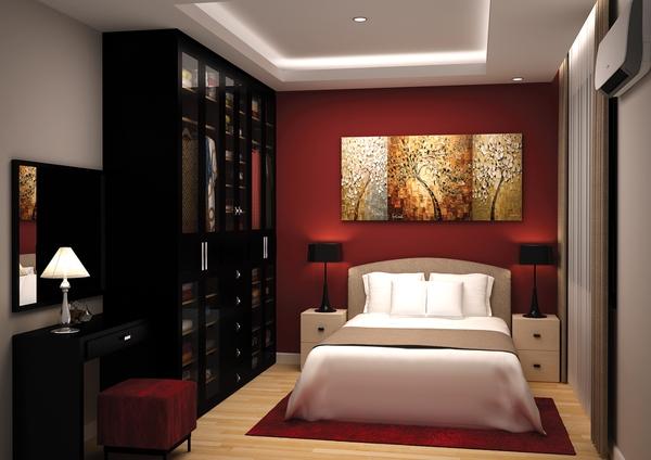 Tư vấn thiết kế cho phòng ngủ nhỏ 13m² ở phố cổ đẹp lung linh 3