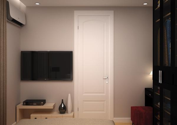 Tư vấn thiết kế cho phòng ngủ nhỏ 13m² ở phố cổ đẹp lung linh 4