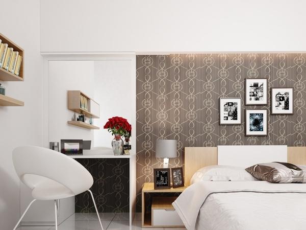 Tư vấn bố trí nội thất cho phòng ngủ có diện tích 12m² 3