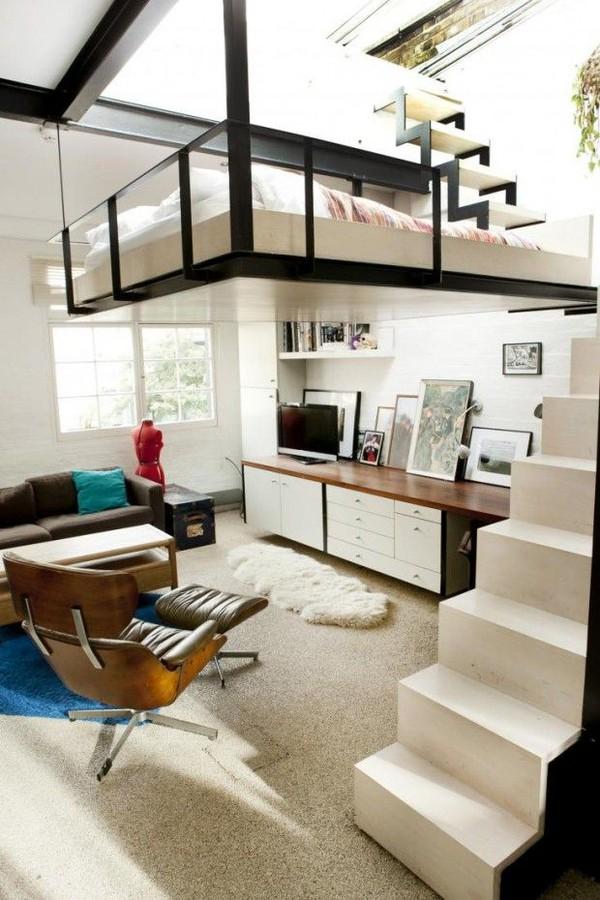 5 mẫu giường đẹp hoàn hảo cho căn hộ mini 1