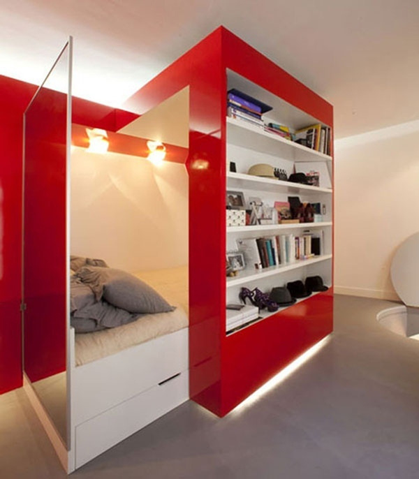 5 mẫu giường đẹp hoàn hảo cho căn hộ mini 2