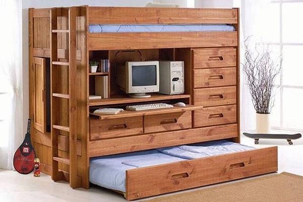5 mẫu giường đẹp hoàn hảo cho căn hộ mini 3