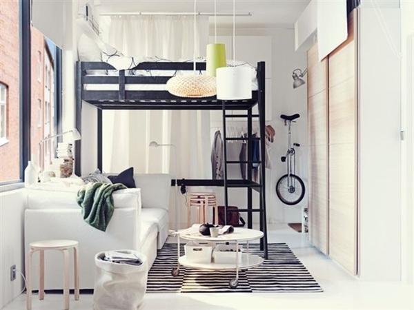 5 mẫu giường đẹp hoàn hảo cho căn hộ mini 4