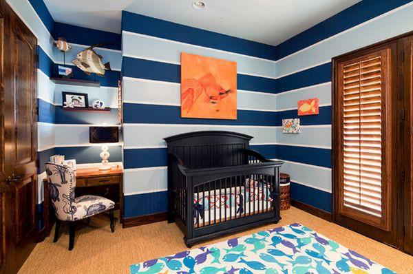 5 ý tưởng sơn tường để có mảng trang trí tuyệt vời 1
