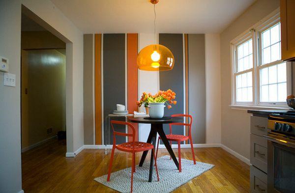 5 ý tưởng sơn tường để có mảng trang trí tuyệt vời 2