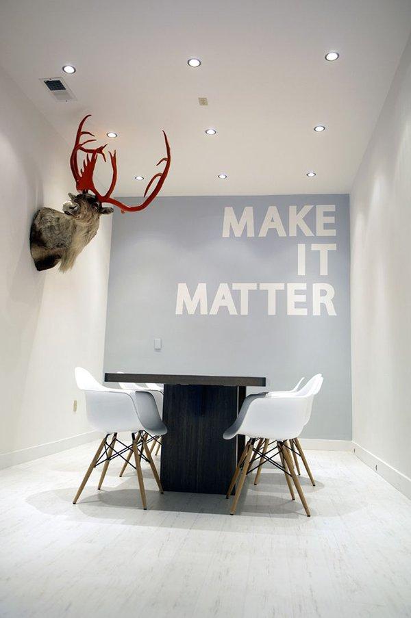 5 ý tưởng sơn tường để có mảng trang trí tuyệt vời 8