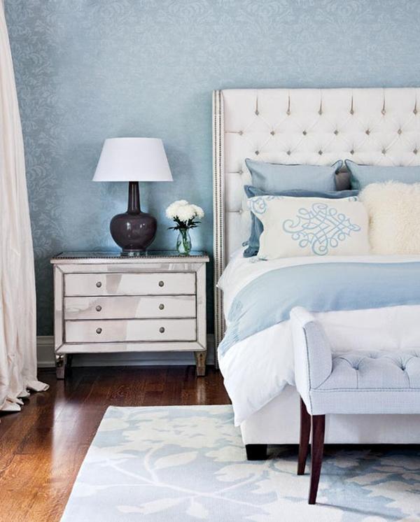 11 mẫu phòng ngủ dành riêng cho tín đồ màu xanh  12
