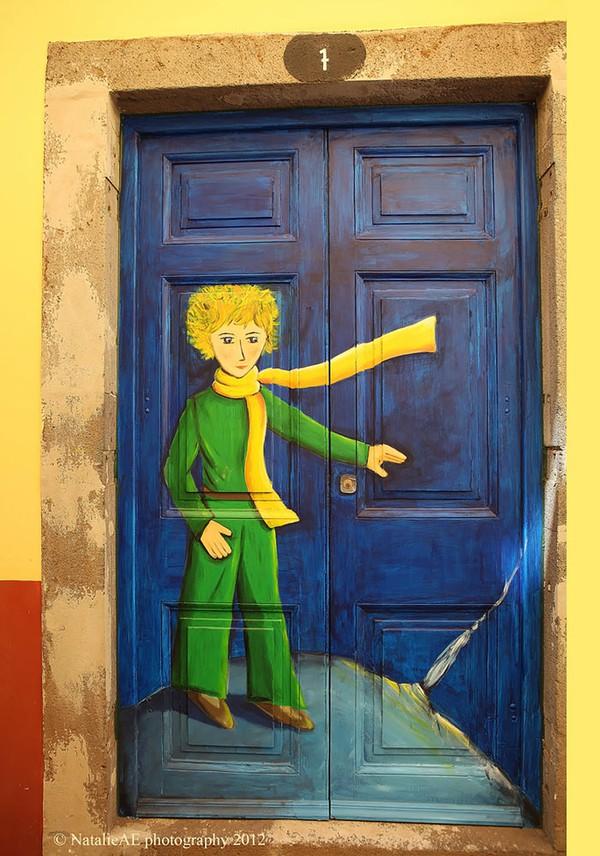 Những cánh cửa nhà ngập tràn màu sắc trên thế giới 11