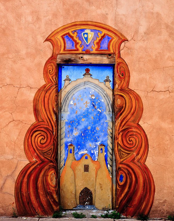 Những cánh cửa nhà ngập tràn màu sắc trên thế giới 2