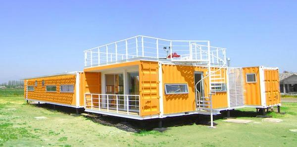 Những ngôi nhà container có giá... 44 triệu đồng 4