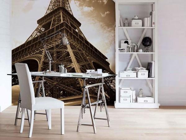 Trang trí nhà cực xinh với những mẫu giấy dán tường độc đáo 11