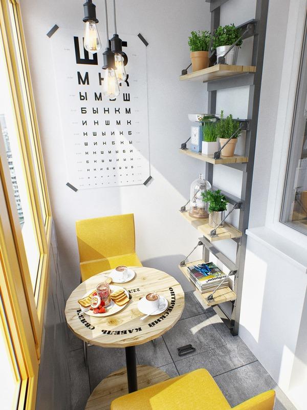 Hai mẫu căn hộ nhỏ đáng khao khát cho vợ chồng trẻ 6