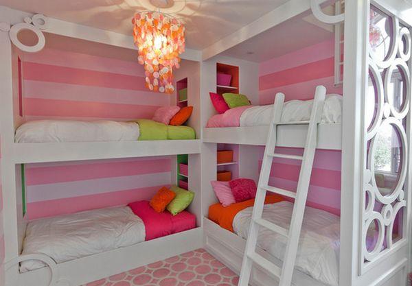 Những kiểu giường góc phù hợp với phòng ngủ nhỏ 9