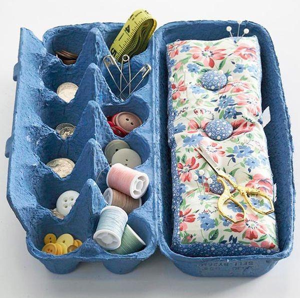 Tận dụng hộp đựng trứng trang trí nhà cực đẹp 3