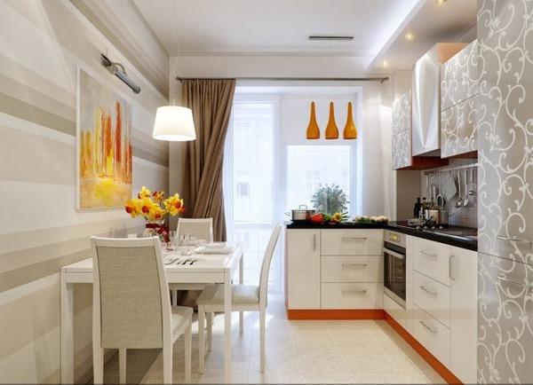 Những mẫu PHÒNG ĂN cực chuẩn cho căn hộ chung cư