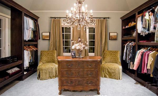 Mẹo thiết kế ánh sáng cho tủ quần áo, phòng thay đồ  5