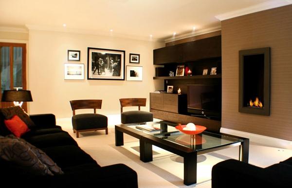 14 ý tưởng thiết kế và trang trí cho phòng khách nhỏ  6