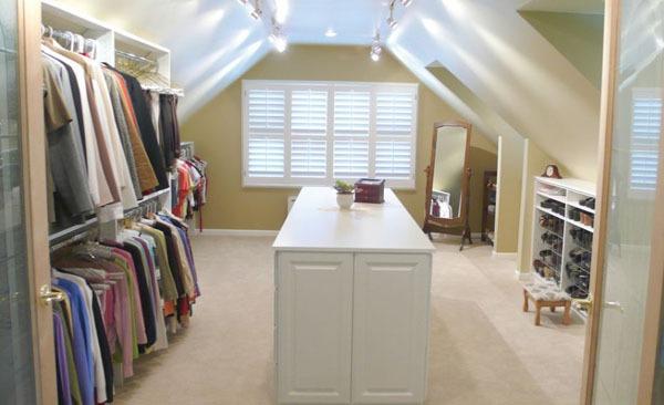 Mẹo thiết kế ánh sáng cho tủ quần áo, phòng thay đồ  6