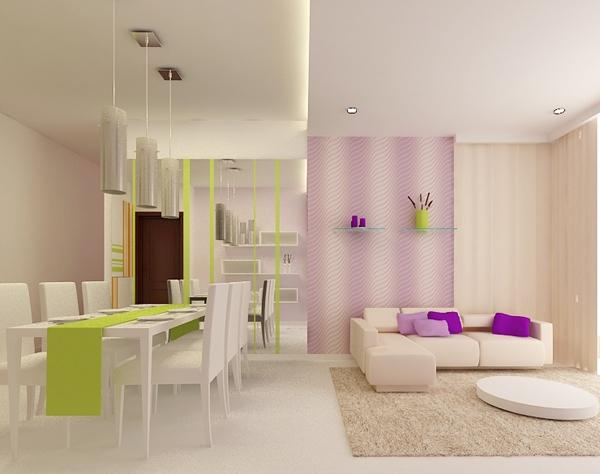 14 ý tưởng thiết kế và trang trí cho phòng khách nhỏ  9