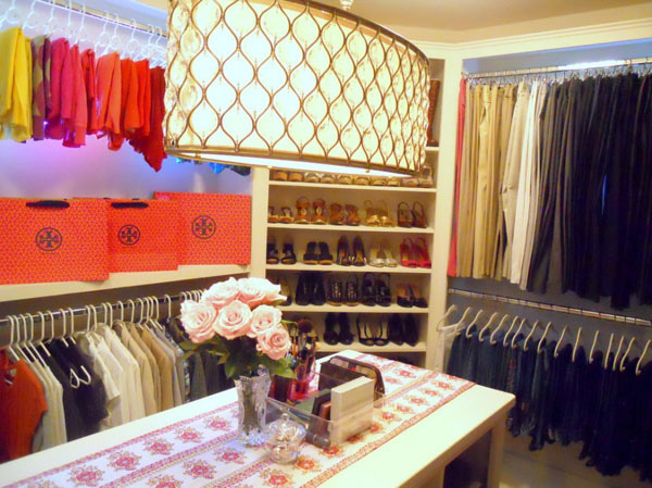 Mẹo thiết kế ánh sáng cho tủ quần áo, phòng thay đồ  9