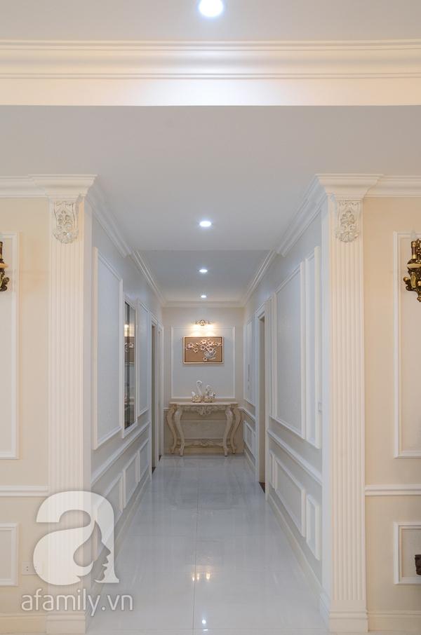 Ngắm căn hộ màu trắng 4 phòng ngủ sang trọng giữa lòng Hà Nội 12