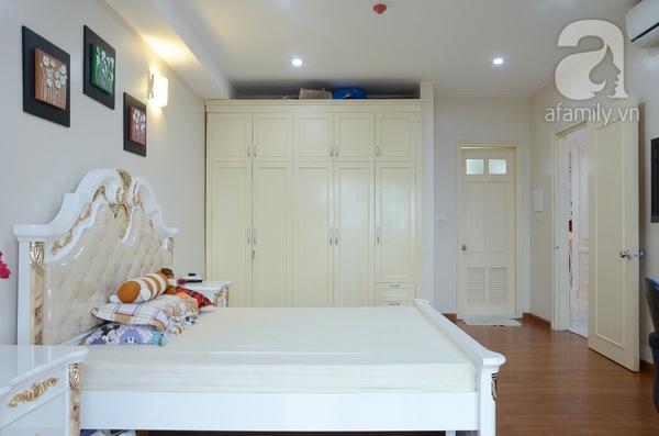 Ngắm căn hộ màu trắng 4 phòng ngủ sang trọng giữa lòng Hà Nội 15