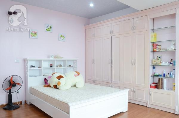 Ngắm căn hộ màu trắng 4 phòng ngủ sang trọng giữa lòng Hà Nội 17