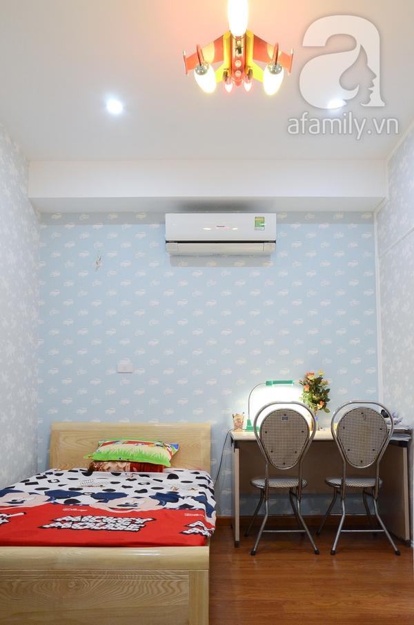 Ngắm căn hộ màu trắng 4 phòng ngủ sang trọng giữa lòng Hà Nội 22