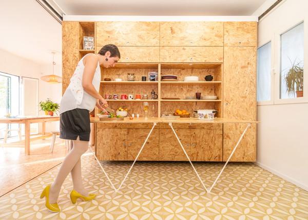 Món nội thất đa năng 5 trong 1 siêu đẹp và tiện dụng 10