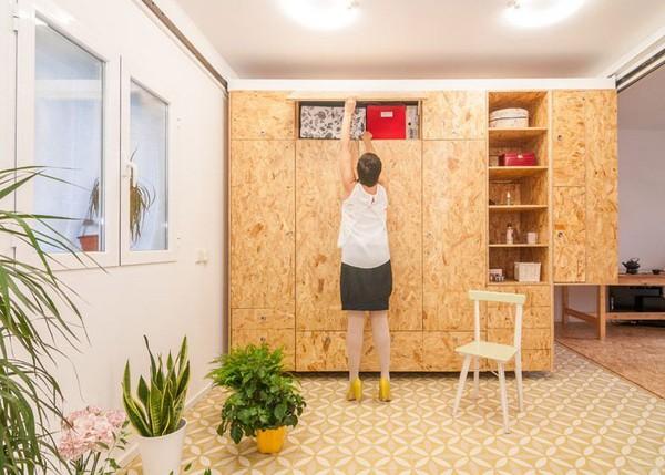Món nội thất đa năng 5 trong 1 siêu đẹp và tiện dụng 11