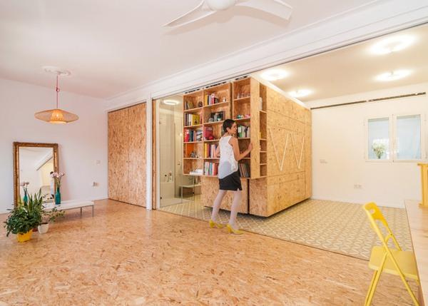 Món nội thất đa năng 5 trong 1 siêu đẹp và tiện dụng 2