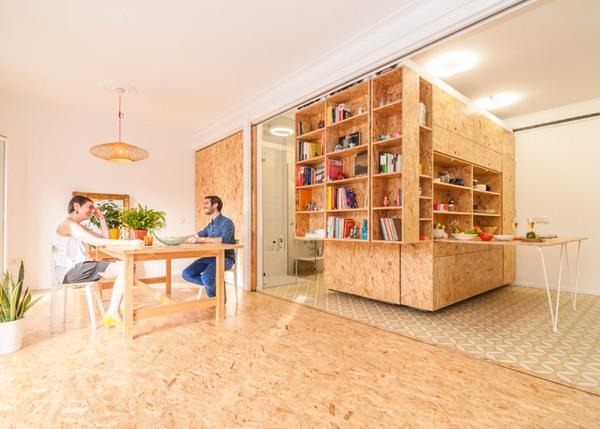 Món nội thất đa năng 5 trong 1 siêu đẹp và tiện dụng 4