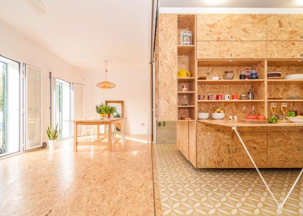 Món nội thất đa năng 5 trong 1 siêu đẹp và tiện dụng 5