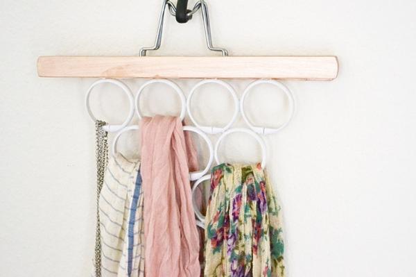 5 ý tưởng lưu trữ quần áo thông minh  4