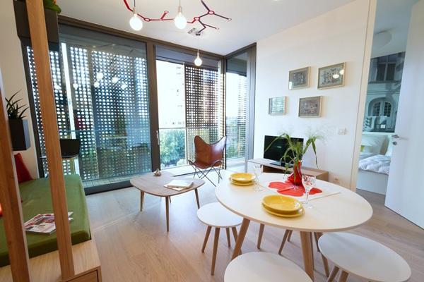 Ngắm căn hộ 30m² có ban-công lãng mạn của đôi vợ chồng trẻ 6