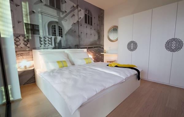 Ngắm căn hộ 30m² có ban-công lãng mạn của đôi vợ chồng trẻ 7